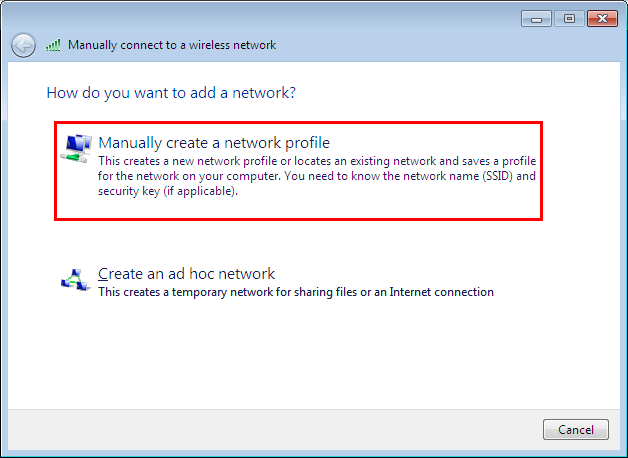 how to connect wifi in windows 7 ultimate